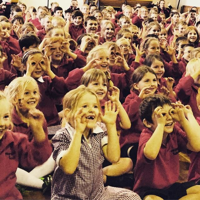 KIDS LOVE MAGICAL WORLD OF CRAZY SCIENCE